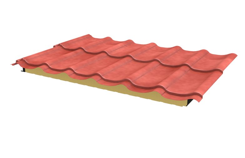 Metal Roof Tile Grandemat