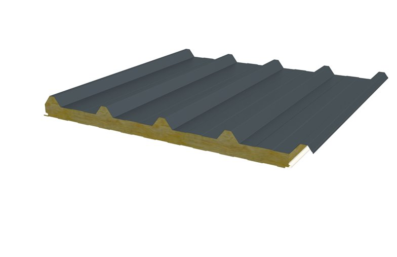 Mineral Wool Roof 1000 HPS 200