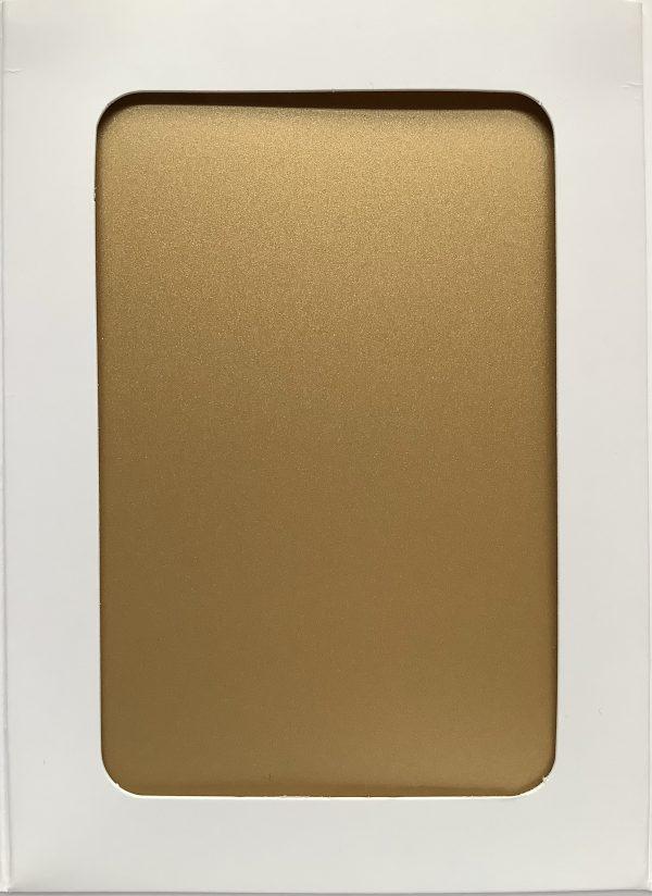 Aluminium Gold