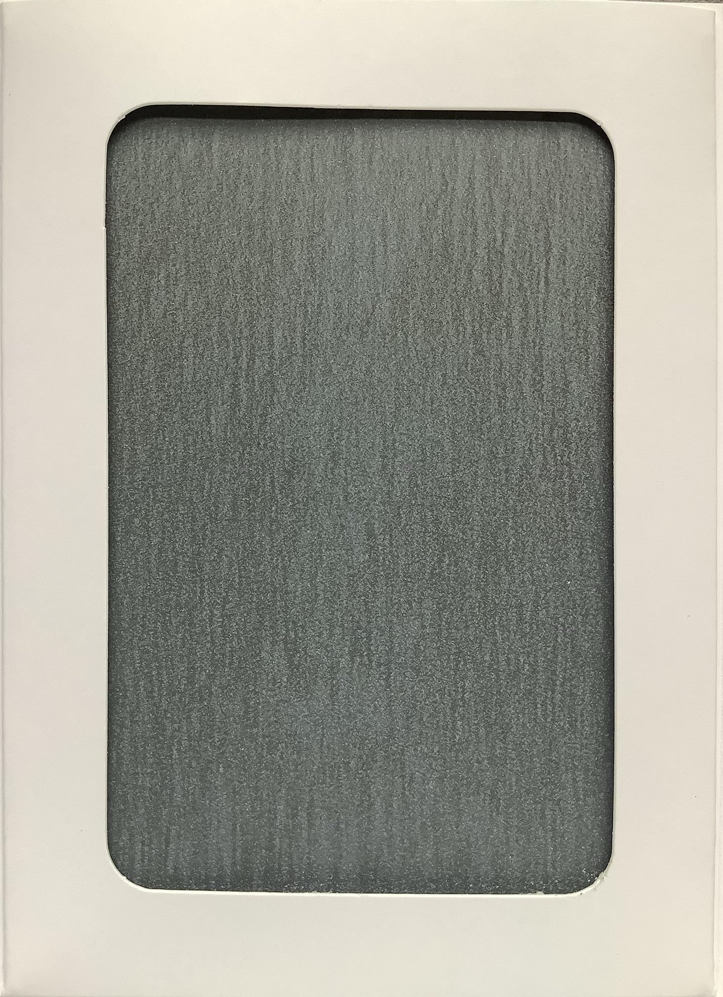 Aluminum – Zinc Blue
