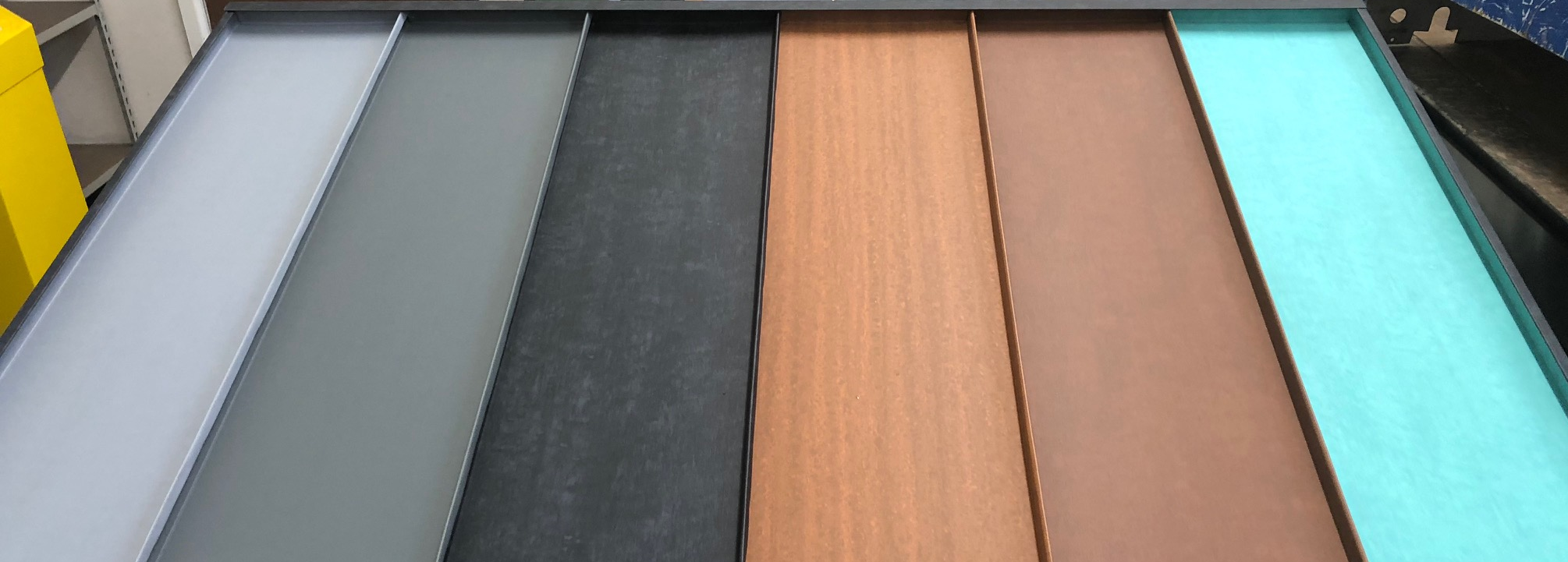 Snaplock® Seam Roof Kit – Aluminium