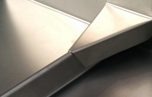 Snaplock® Seam Roof Kit – Stainless Steel